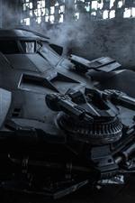 Vorschau des iPhone Hintergrundbilder Cooles Auto, Batmobil
