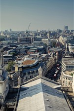 England, London, city, buildings, street