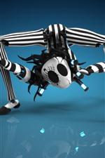 Spider robot, creative design