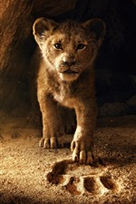The Lion King 2, lion cub