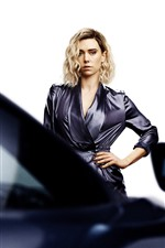 Preview iPhone wallpaper Vanessa Kirby, Fast and Furious Presents: Hobbs and Shaw