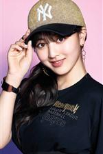 Jihyo, duas vezes, garota da Coreia