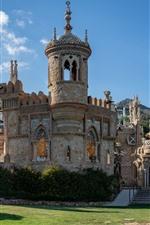 Spain, Colomares Castle