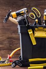 Toolbox, many tools