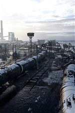 Metro: Êxodo, fábrica, neve, nuvens