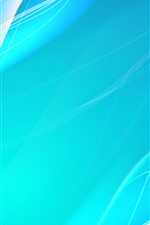 Preview iPhone wallpaper Abstract background, lines, curves, light