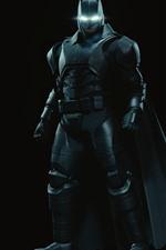 Batman, super-herói, máscara, fundo preto