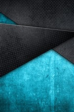 Blue and black background, texture, design picture