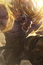League of Legends, monstro