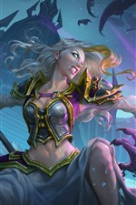 Preview iPhone wallpaper Hearthstone: Heroes of Warcraft