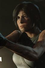 Lara Croft, arma, Tomb Raider