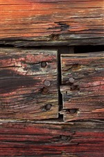 Preview iPhone wallpaper Wood, texture background, brown