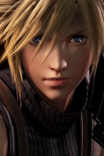 Preview iPhone wallpaper Dissidia Final Fantasy NT