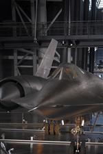 Preview iPhone wallpaper Lockheed, hangar, fighter