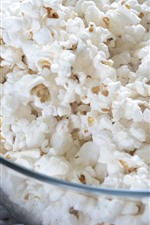 Preview iPhone wallpaper Popcorn corn