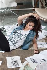 Selena Gomez 24