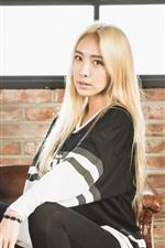 Preview iPhone wallpaper Jung Yoojin, Brave Girls 13