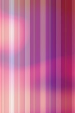 Preview iPhone wallpaper Pink and purple stripes, abstract background