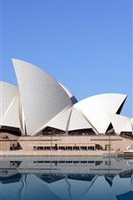 Preview iPhone wallpaper Australia, Sydney, Opera House