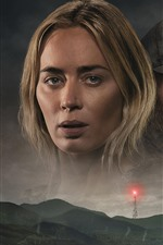 Preview iPhone wallpaper 2020 movie, A Quiet Place 2