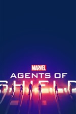 Preview iPhone wallpaper Agents of S.H.I.E.L.D. Season 6