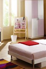 Preview iPhone wallpaper Children's room, interior design