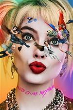 Preview iPhone wallpaper Harley Quinn: Birds of Prey
