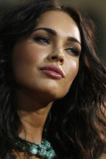 Preview iPhone wallpaper Megan Fox 14