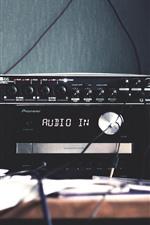 Aperçu iPhone fond d'écranLecteur de musique