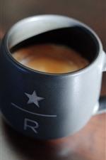 Uma xícara de café, bebidas