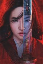 Yifei Liu, Mulan 2020
