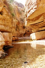 Rocks, water, creek