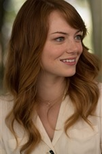 Preview iPhone wallpaper Emma Stone 12