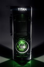 Preview iPhone wallpaper Nvidia Titan graphics card