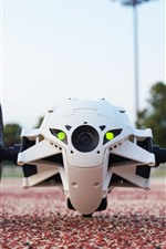 Preview iPhone wallpaper Parrot minidrone