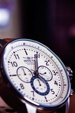 Watches, hazy background