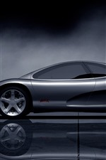 Preview iPhone wallpaper Isuzu concept supercar