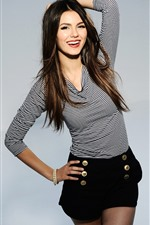 Preview iPhone wallpaper Victoria Justice 22