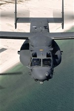 Preview iPhone wallpaper CV 22 osprey military aircraft