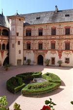 Preview iPhone wallpaper Tratzberg Castle, Austria