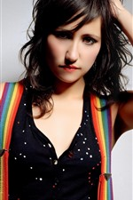 Preview iPhone wallpaper Victoria Tunstall 01