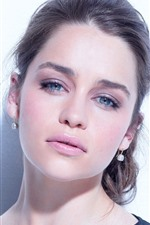 Preview iPhone wallpaper Emilia Clarke 08