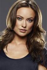 Preview iPhone wallpaper Olivia Wilde 10