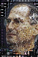 Steve Jobs, rosto, imagem criativa