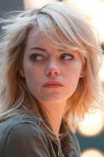 Preview iPhone wallpaper Emma Stone 13