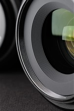 Preview iPhone wallpaper Lenses macro photography, hazy