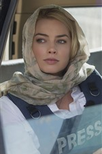 Preview iPhone wallpaper Margot Robbie 09