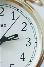 Preview iPhone wallpaper Alarm, clock