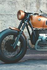 Vorschau des iPhone Hintergrundbilder BMW R80 Motorrad.