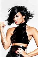 Preview iPhone wallpaper Demi Lovato 16
